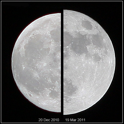 """Supermoon comparison"" by Marcoaliaslama - Own work. Licensed under CC BY-SA 3.0 via Wikimedia Commons."